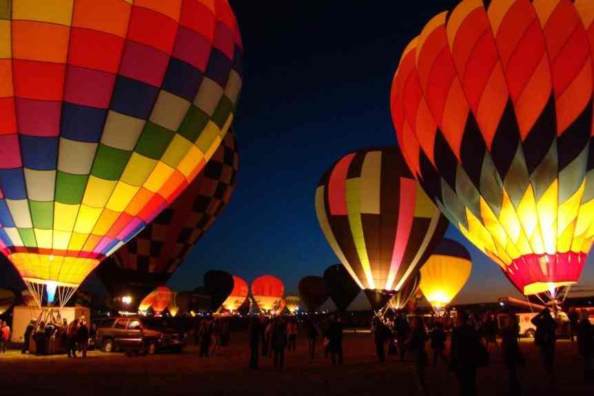 Stargazing in Albuquerque - Yelper_for_life via Flickr