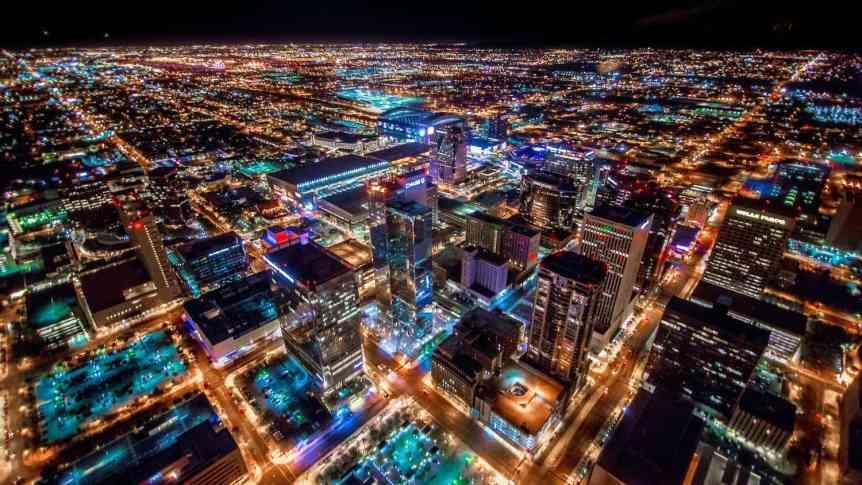 Stargazing in Phoenix - Jerry Ferguson via Flickr