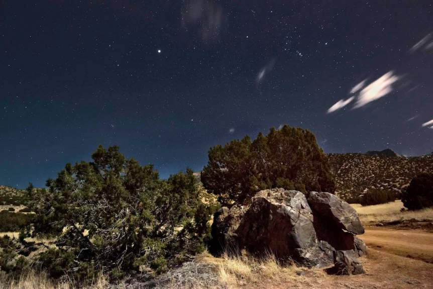 Stargazing near Albuquerque - Placitas - John Fowler via Flickr