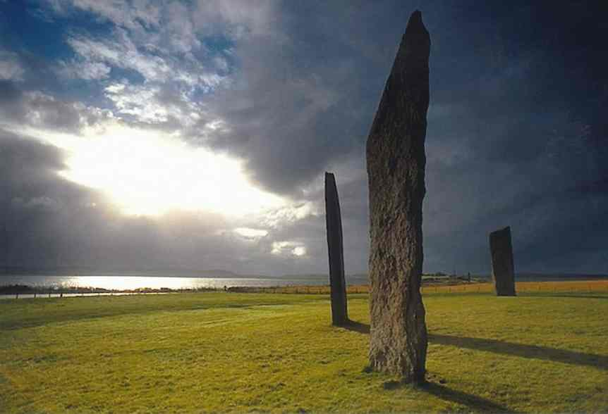 Stenness Stone Circle in Orkney Scotland - Jeff Hart via Flickr