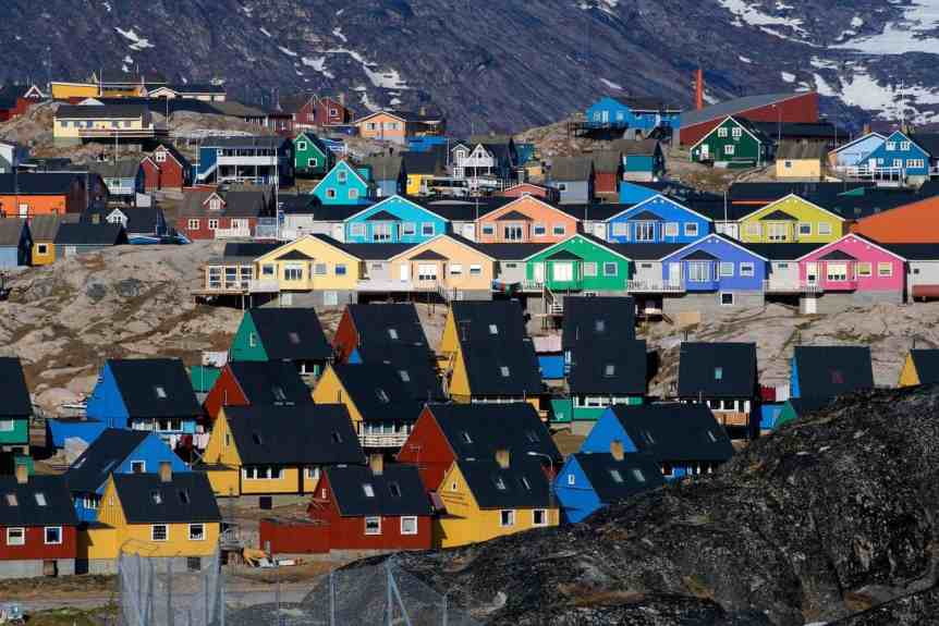 Northern Lights in Greenland - Ilulissat - Greenland Travel via Flickr