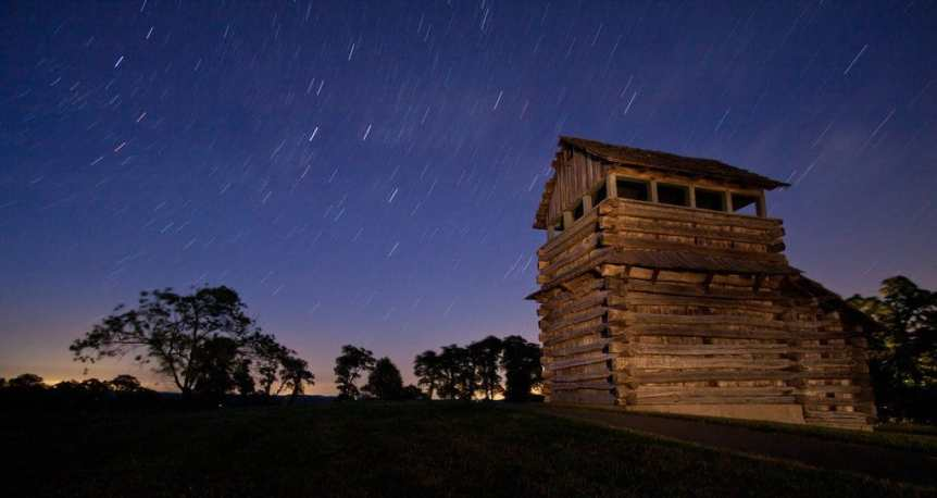 Stargazing in Blue Ridge Mountains - eatsmilesleep via Flickr
