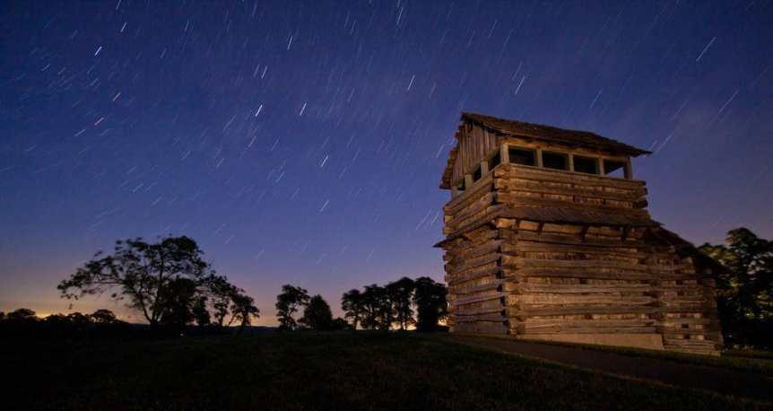 Stargazing in Blue Ridge Mountains - eatsmilesleep via Flickr