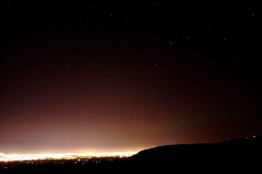 Stargazing near Anchorage - kennakenai via Flickr