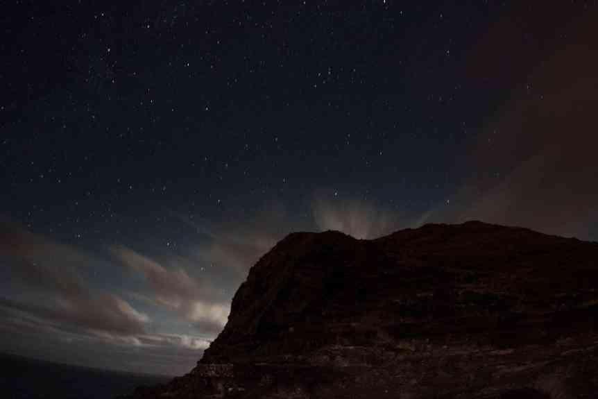 Stargazing near Honolulu - Skot Lindstedt via Flickr