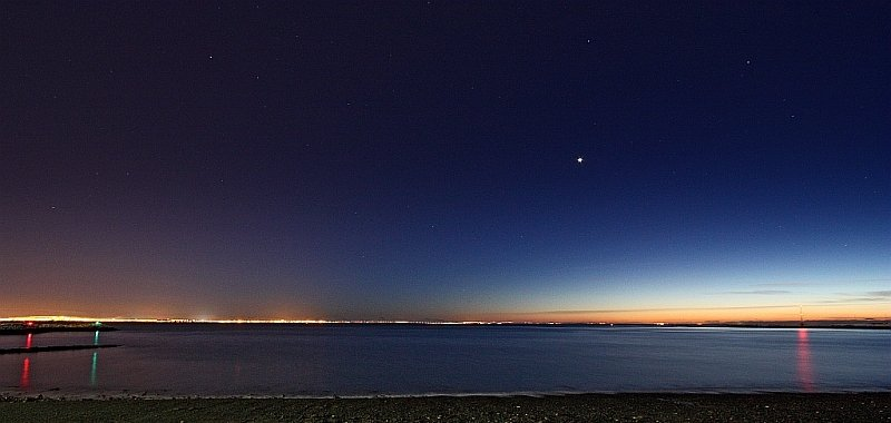 Night Sky Events September - Venus - Helgi Halldórsson via Flickr