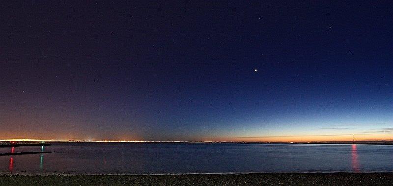Night Sky Events February - Venus - Helgi Halldórsson via Flickr