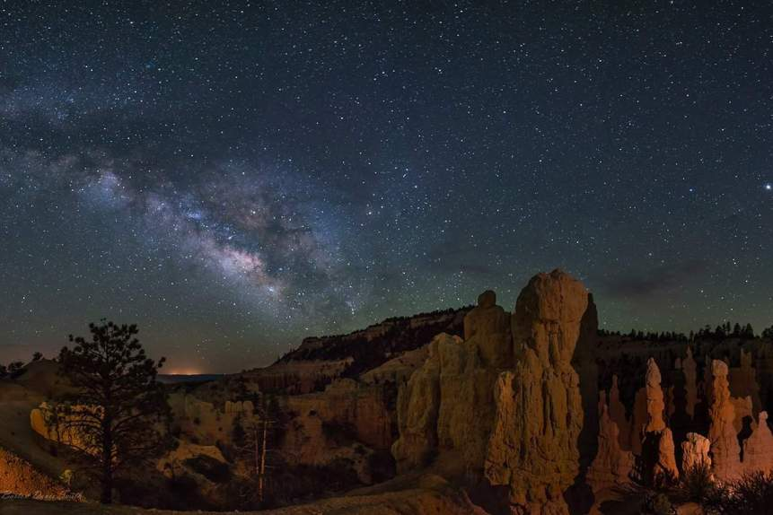 Bryce Canyon National Park Stargazing & the Milky Way