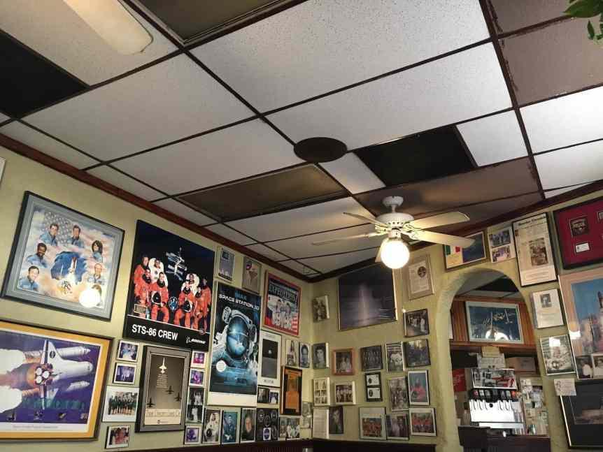 Frenchie's Italian Restaurant near Johnson Space Center