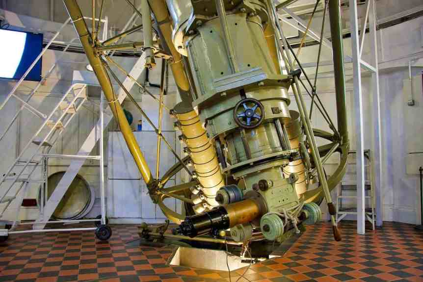 Royal Observatory Greenwich - Great Equatorial Telescope - Mario Sánchez Prada via Flickr