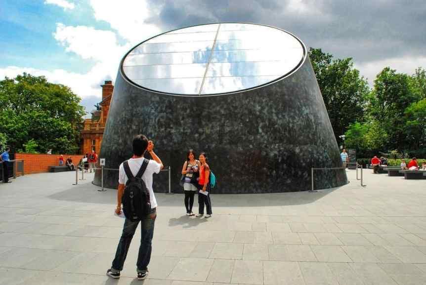 Royal Observatory Greenwich - Planetarium - Ira Afanasyeva via Flickr