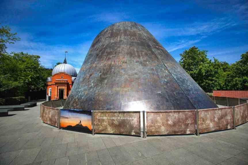 Royal Observatory Greenwich - Planetarium - Victor R. Ruiz via Flickr
