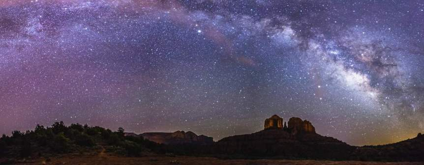Stargazing in Sedona: When to Go Stargazing