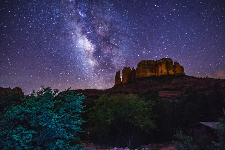 Stargazing in Sedona: Where to go