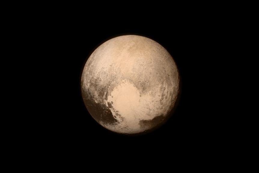Night Sky Events - Pluto - NASA Goddard via Flickr