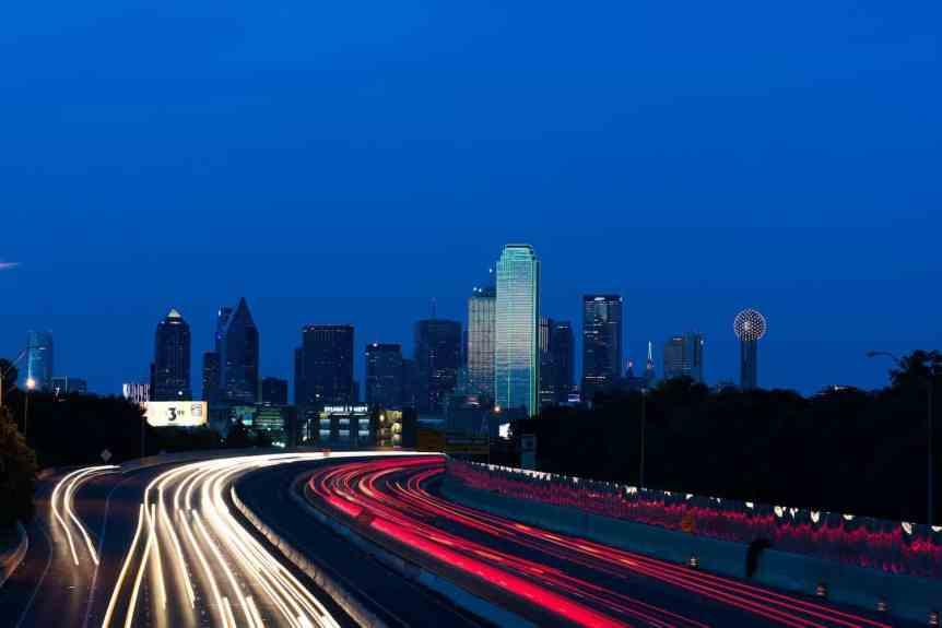 Stargazing in Dallas - Teddie Bridget Proctor via Flickr