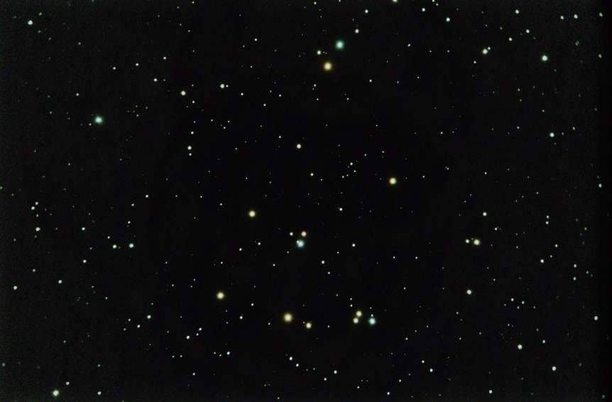 Night Sky in February - Beehive Cluster - Rob Glover via Flickr