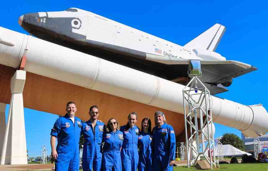Space Camp - Crew 1