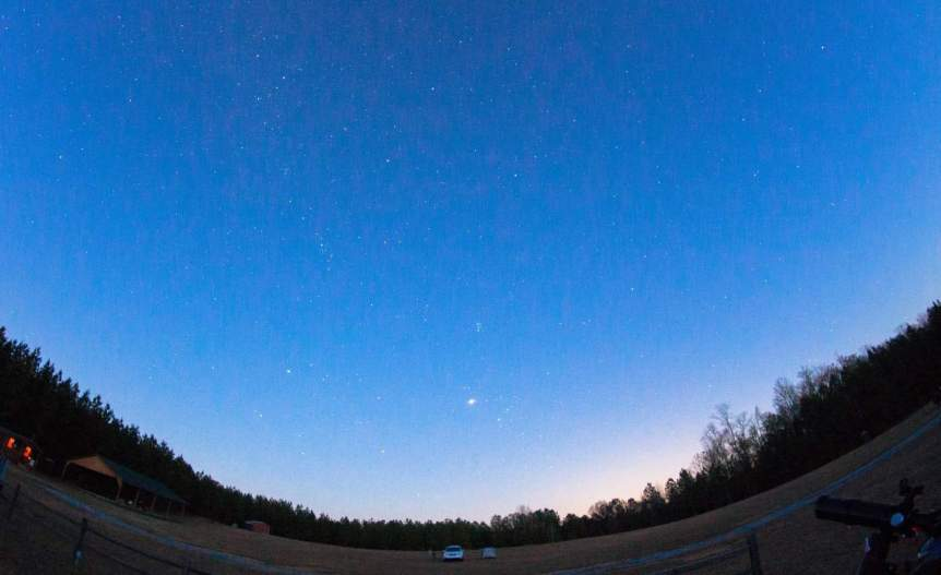 Stargazing in Atlanta - Deerlick Astronomy Village - Stephen Rahn via Flickr