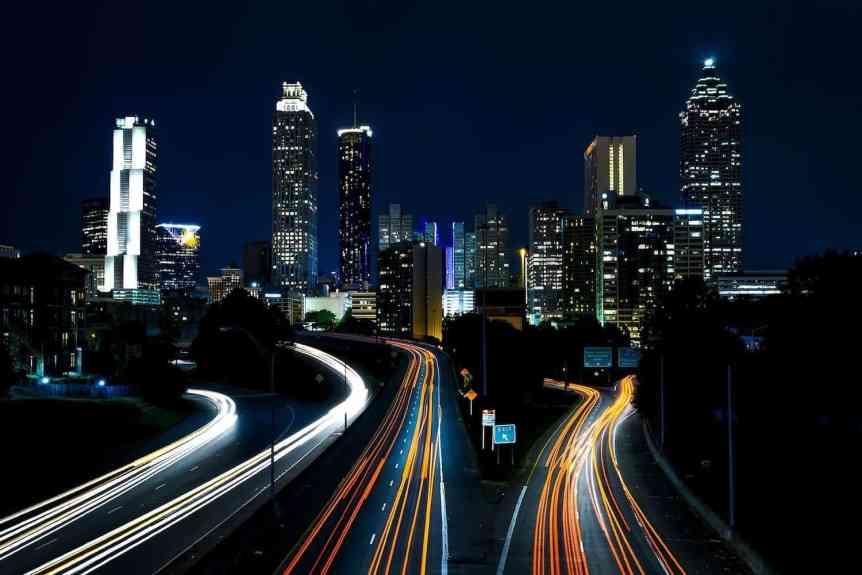 Stargazing in Atlanta Featured