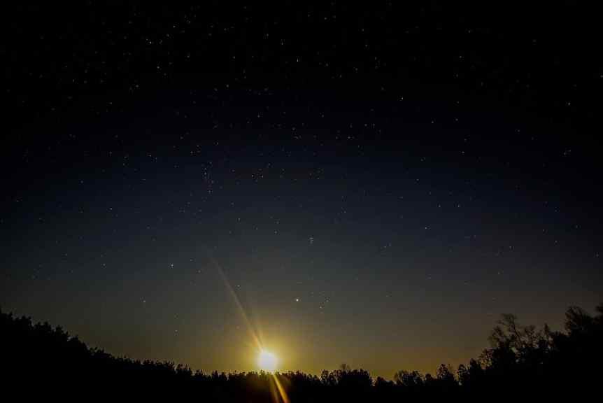 Stargazing in Atlanta - Stephen Rahn via Flickr