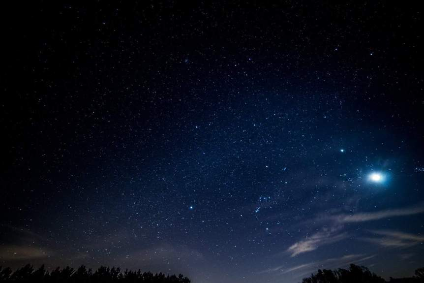Stargazing near Atlanta - Stephen Rahn via Flickr