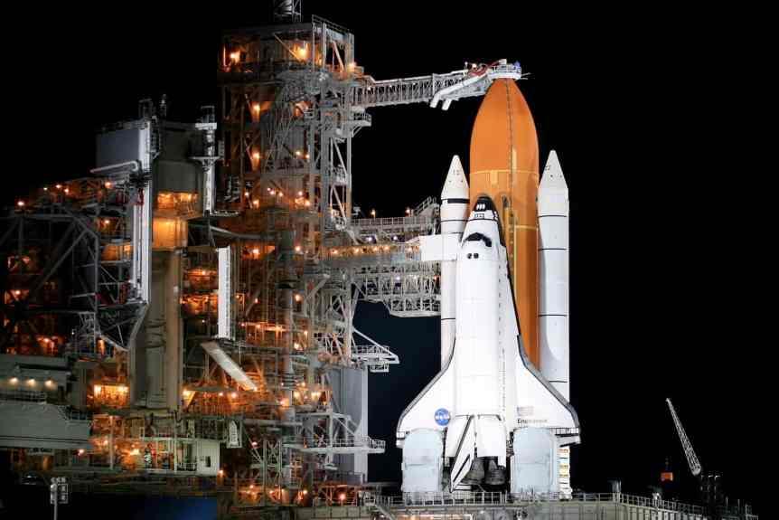 Space Shuttle Endeavour - Steve Jurvetson via Flickr