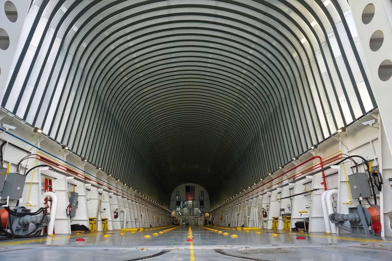 Michoud Assembly Facility - Pegasus