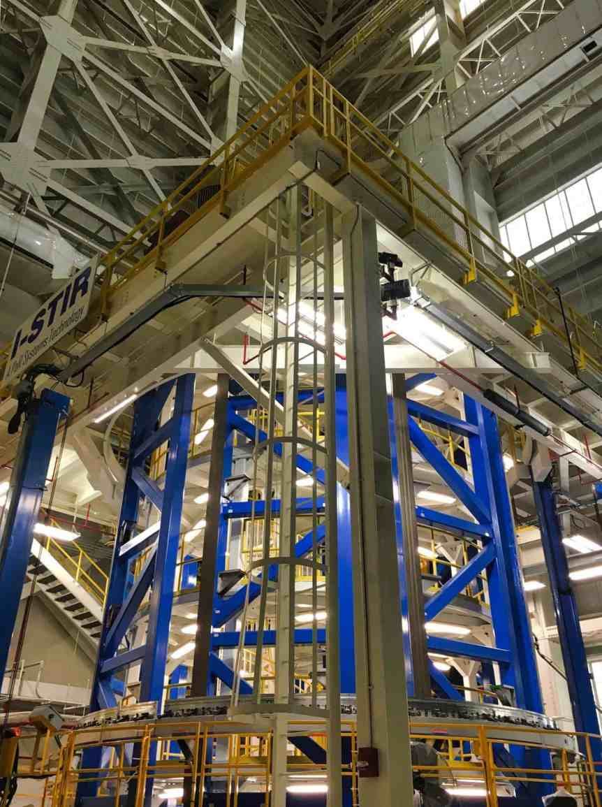 Michoud Assembly Facility - Vertical Weld Center