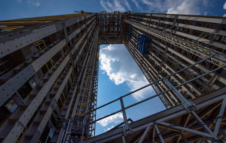 SLS Test Stand - IIP Photo Archive via Flickr