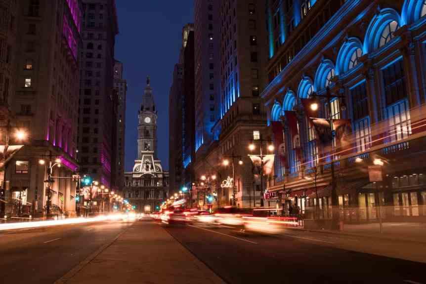 Stargazing in Philadelphia - jean-baptistefournier via Flickr