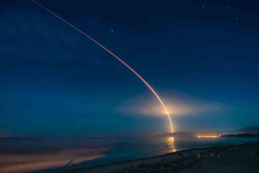 Vandenberg Launch Viewing - Glenn Beltz via Flickr 3