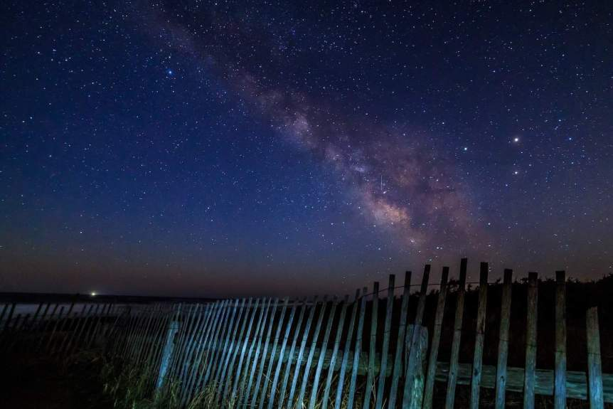 Stargazing near Boston - Eric Moreno via Flickr