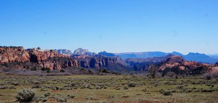 Zion National Park - Kolob Terrage