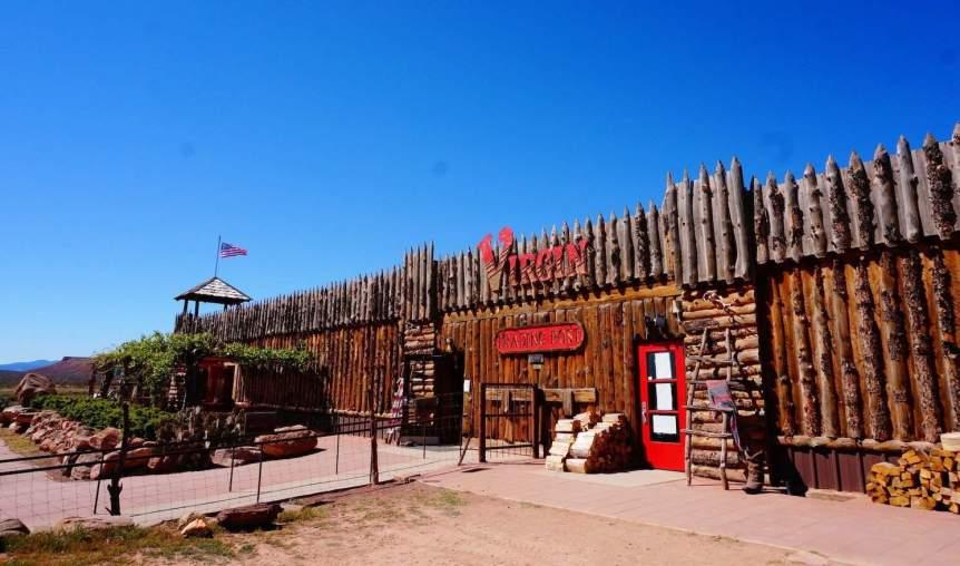 Zion National Park - Virgin Trading Post