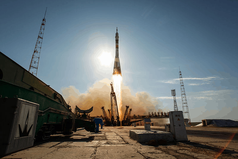 Russian Space Museums - Baikonur