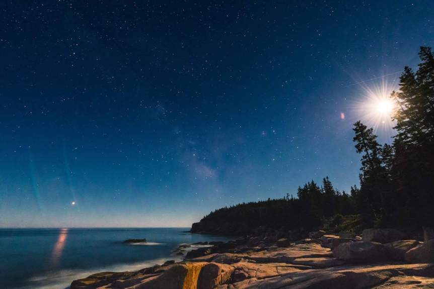 How to Plan an Acadia National Park Stargazing Trip ⋆ Space