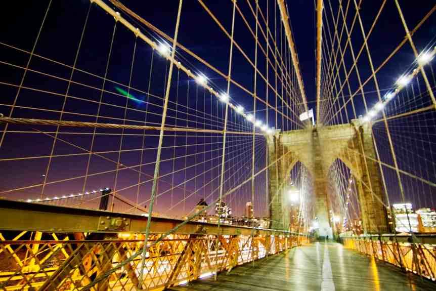 Stargazing in New York City - Brooklyn - Frederick Dennstedt via Flickr