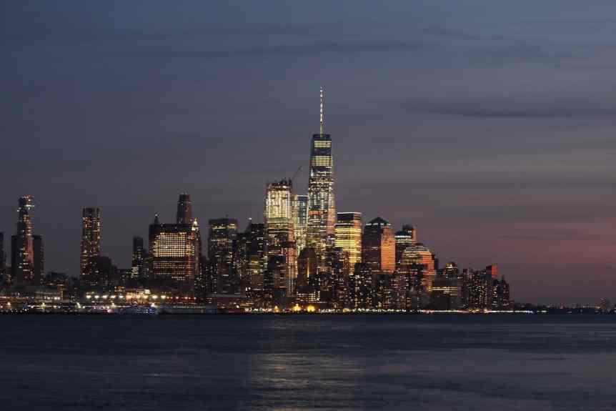 Stargazing in New York City - Shinya Suzuki via Flickr