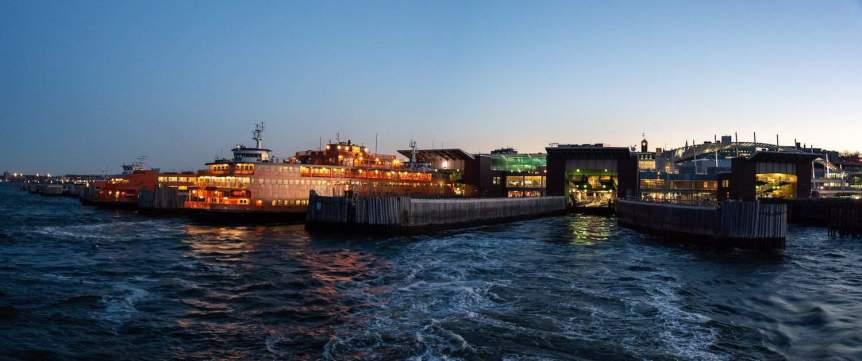 Stargazing in New York City - Staten Island - Eric Kilby via Flickr