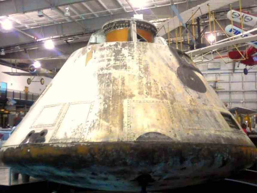 Apollo 7 Command Module