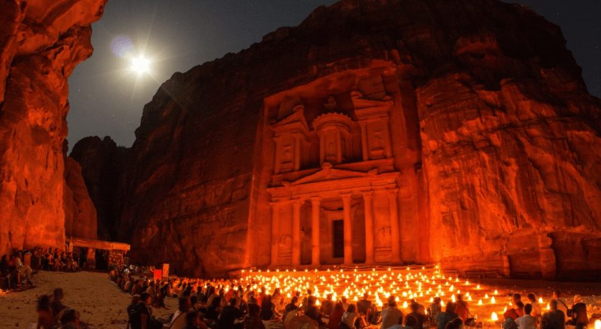 Jordan Night Sky Tour