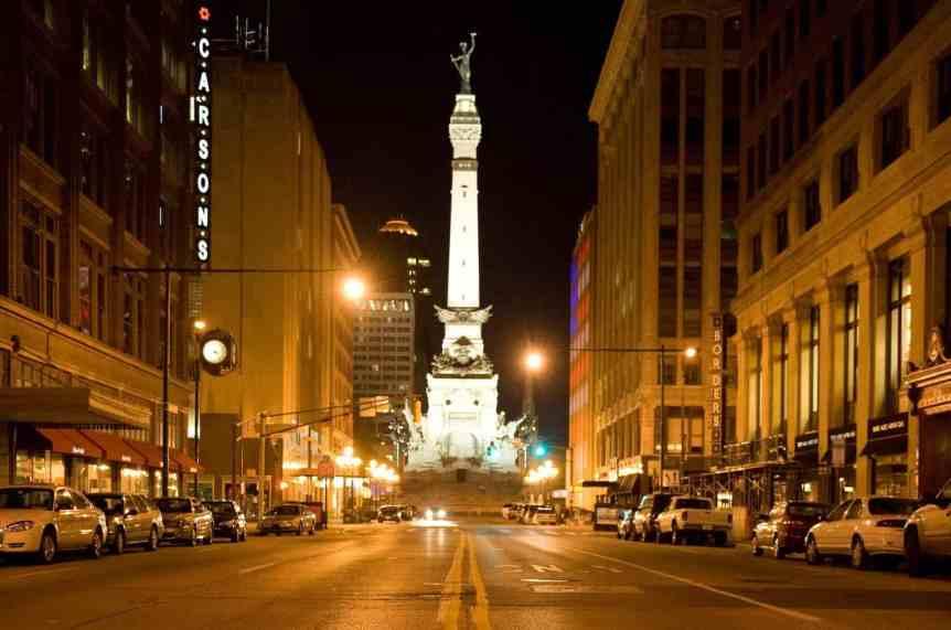 Stargazing in Indianapolis - Josh Hallett via Flickr