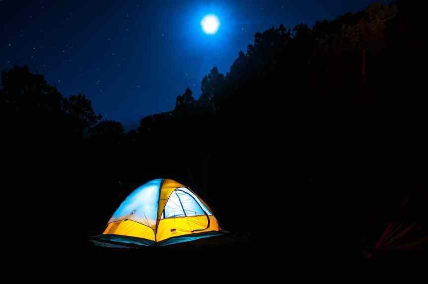 Camping in Grand Canyon - Arup Malakar via Flickr