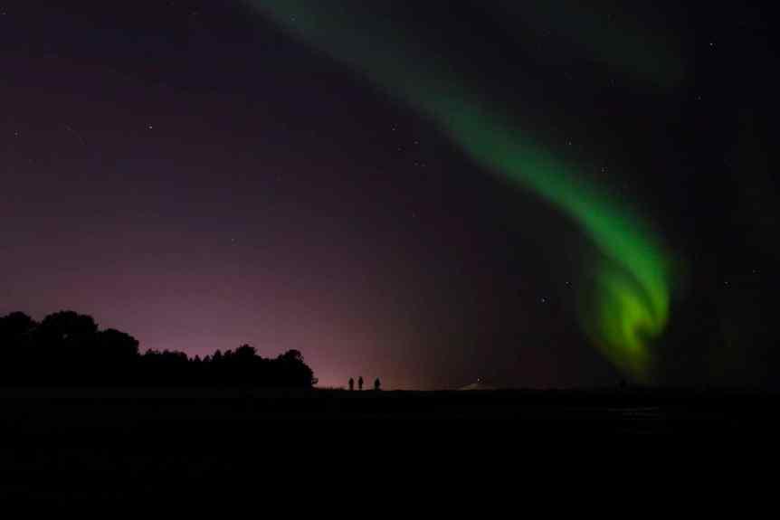 Northern Lights in Norway - Emil Larsen via Flickr