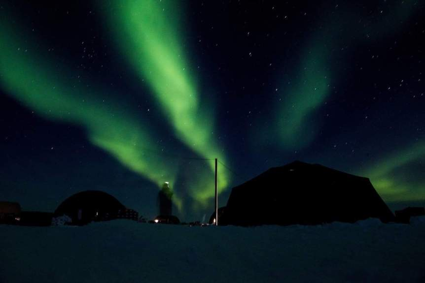 Northern Lights in the USA