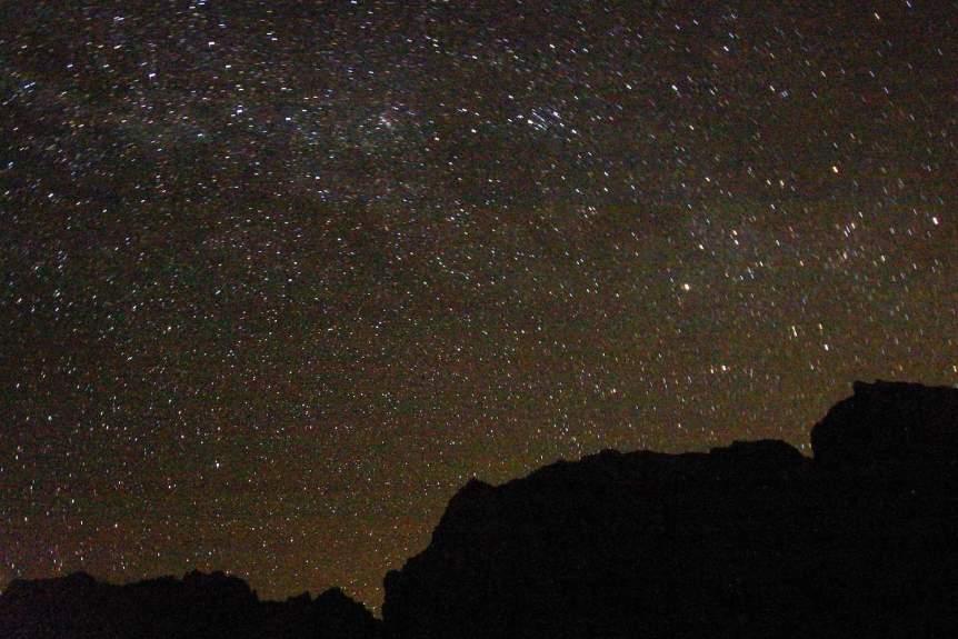 Stargazing in Texas - Adam Baker via Flickr
