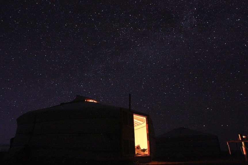 Yurt Camp - Bryan_T via Flickr