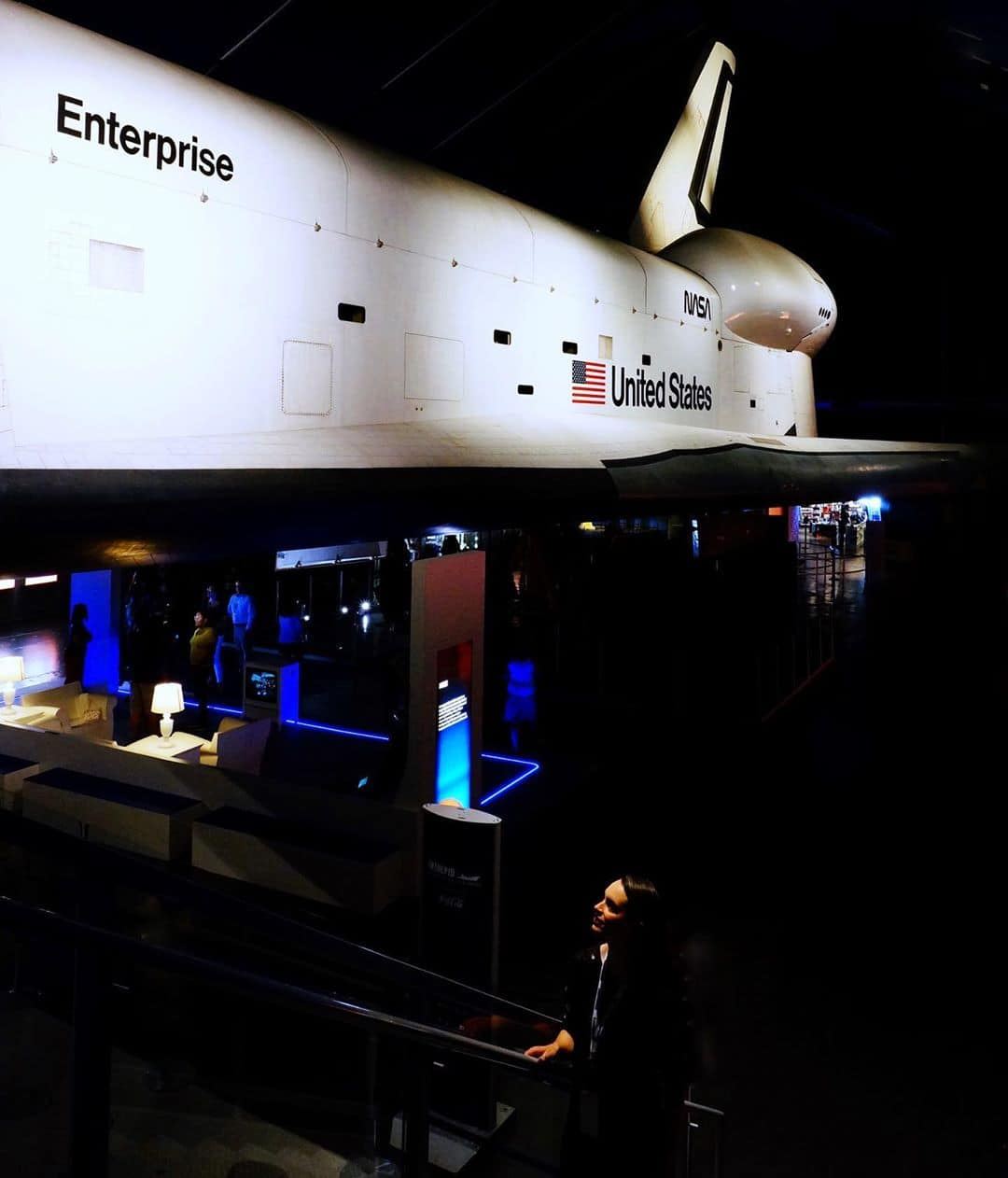 Enterprise on Display