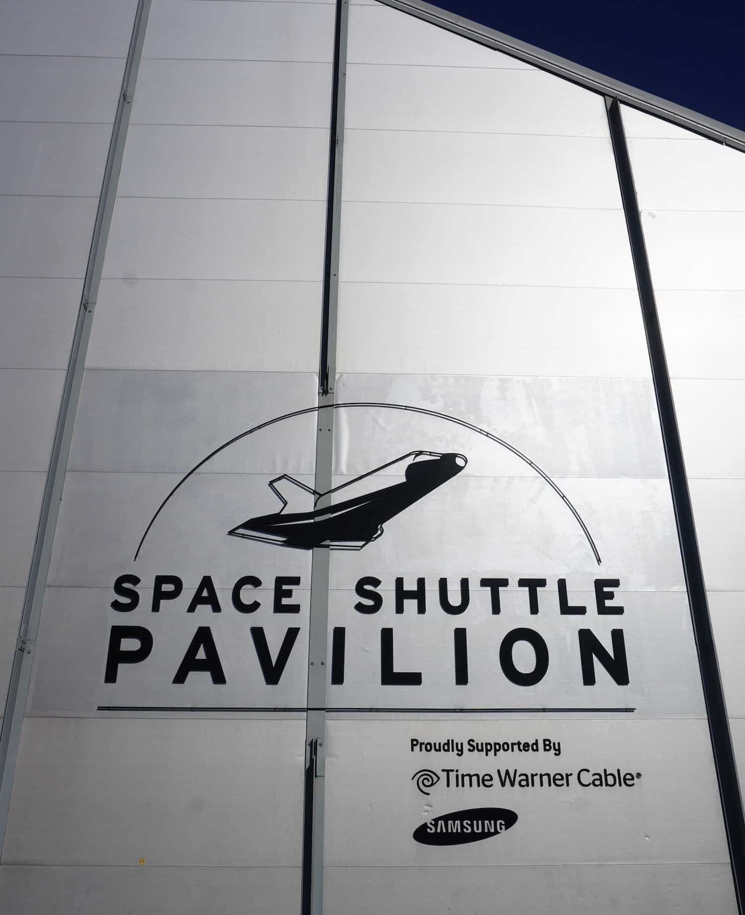 Space Shuttle Enterprise - Pavilion